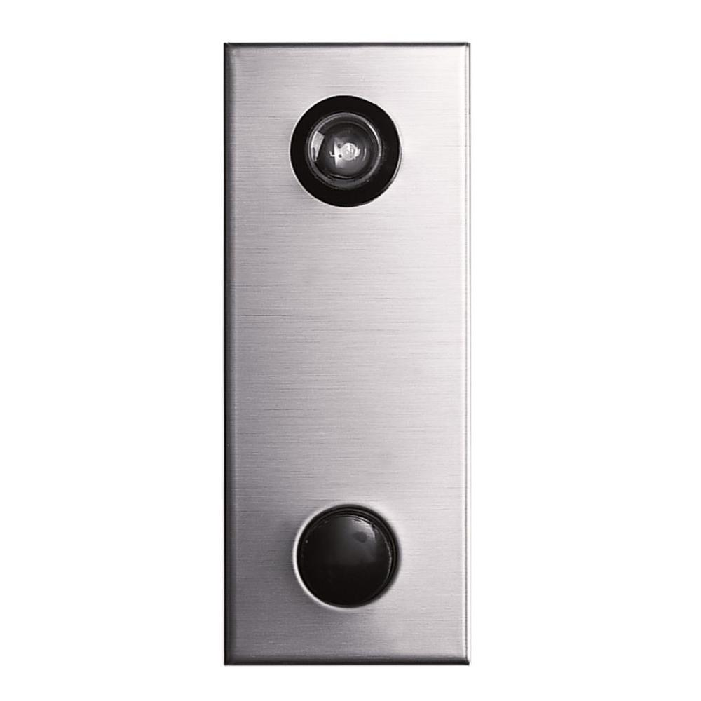 Auth Chimes Door Mechanical Chime With 145 Degree Viewer 685