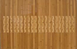 Bamboo Kitchen & Bath Mat