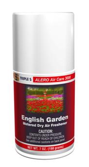 Air Freshener Refill English Garden